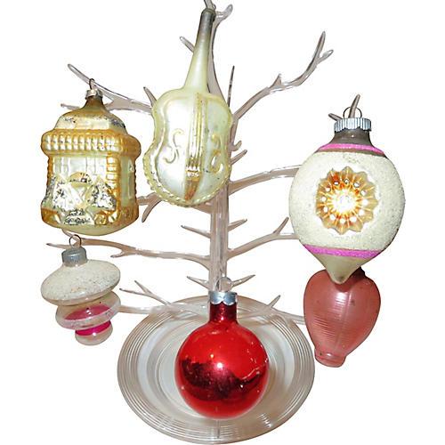Christmas Ornaments S/6