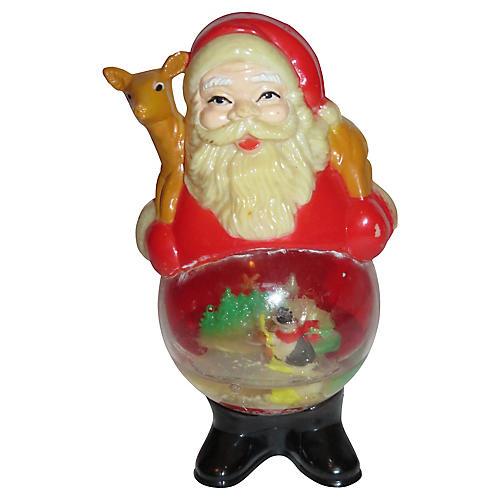 Santa Claus Snow Globe