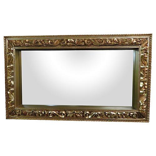 Midcentury Mirror