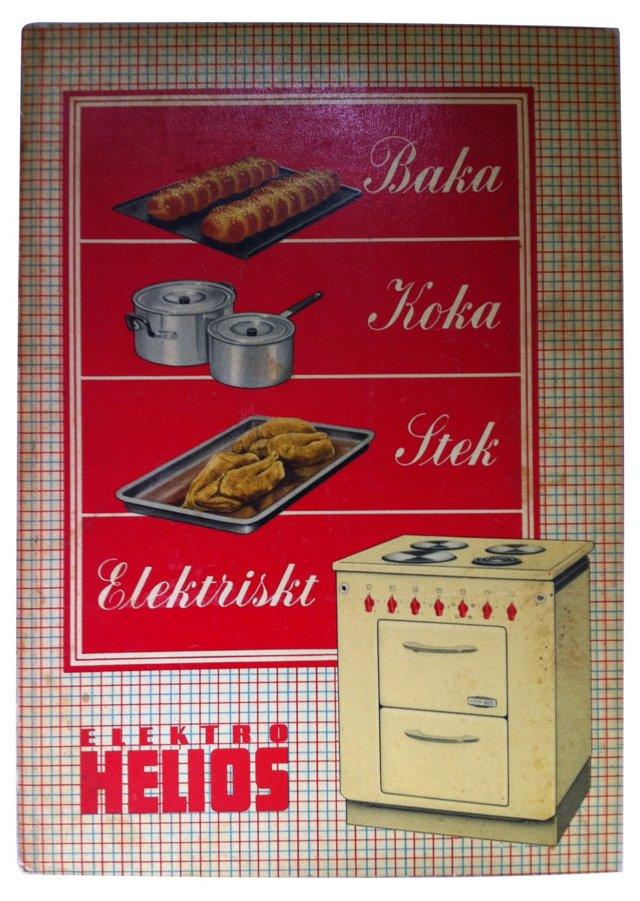 Swedish Cook Book