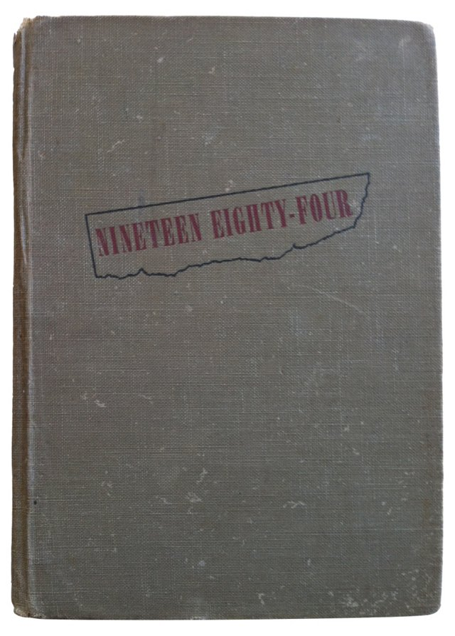 Nineteen Eighty-Four, 1st Ed