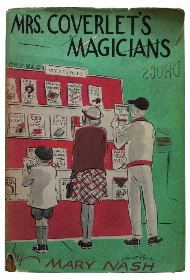 Mrs. Coverlet's Magicians
