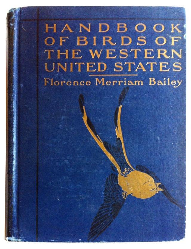 Birds of Western US, 1917