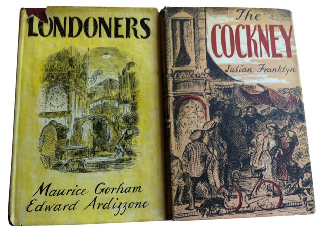 Londoners & Cockney, 1st Editions