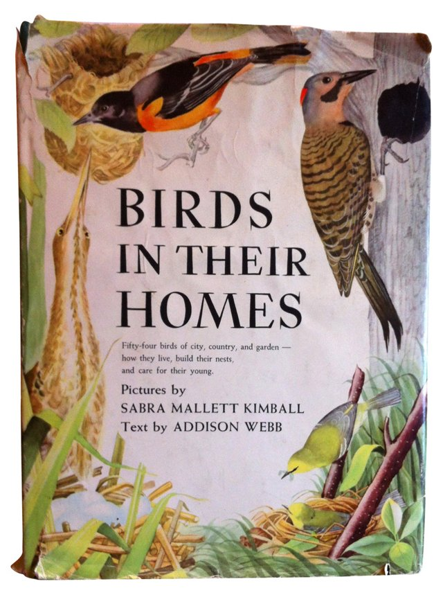 Birds in their Homes, 1947