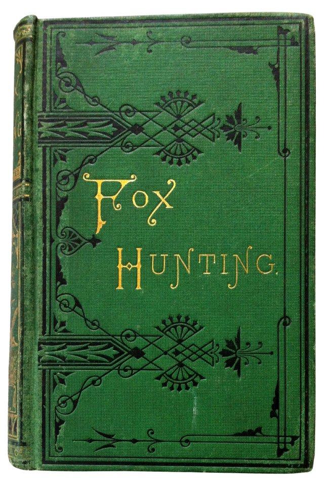 Fox Hunting, 1873