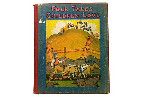 Folk Tales Children Love, 1934
