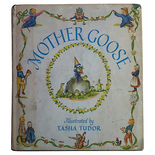 Tasha Tudor's Mother Goose, 1944