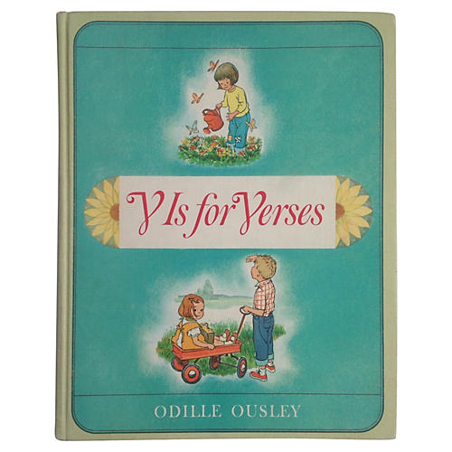 V is for Verses, 1st Ed