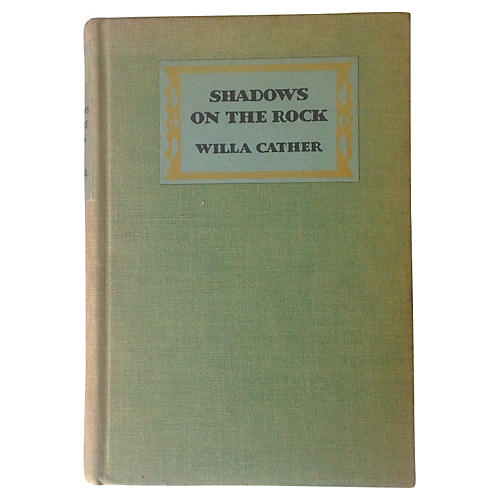 Shadows on the Rock, 1st Ed
