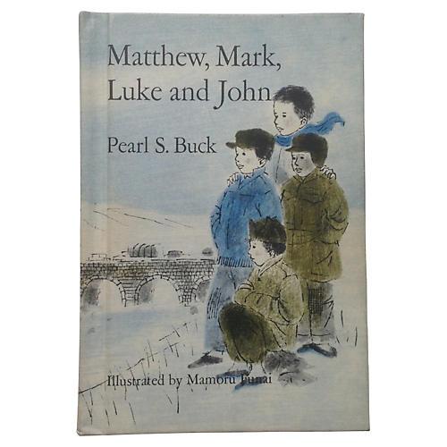 Matthew, Mark, Luke and John, Signed