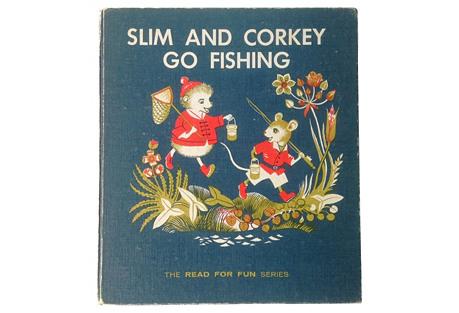 Slim and Corkey Go Fishing