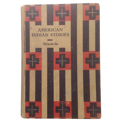 American Indian Stories, Signed