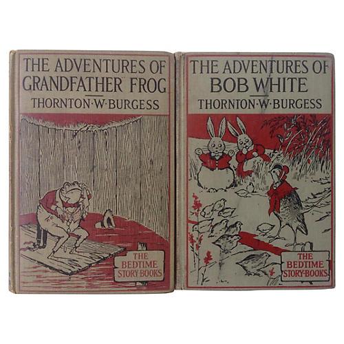 Grandfather Frog & Bob White Adventures