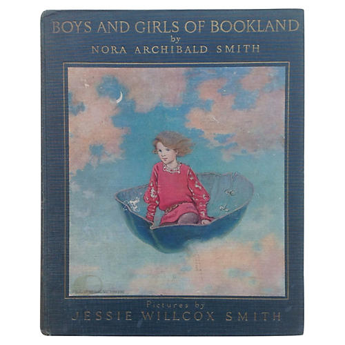Boys and Girls of Bookland