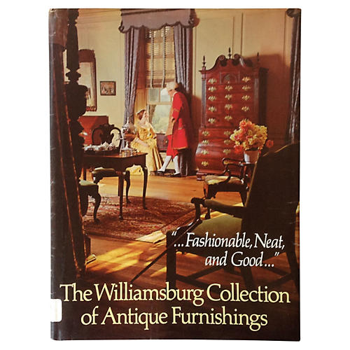 Williamsburg Antique Furnishings