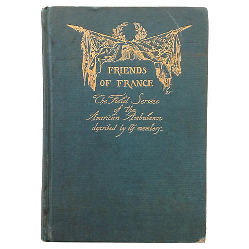 Friends of France, 1916 1st Ed