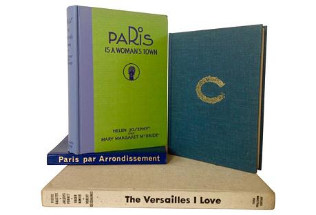 Paris & France Selections, S/4