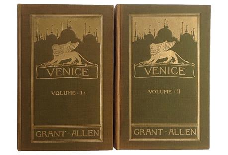 Venice, 2 Vols