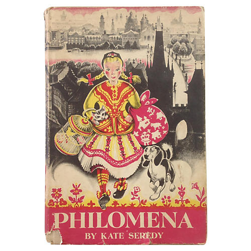 Philomena, Signed 1st Ed