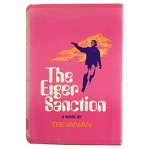 The Eiger Sanction, 1972 First Edition