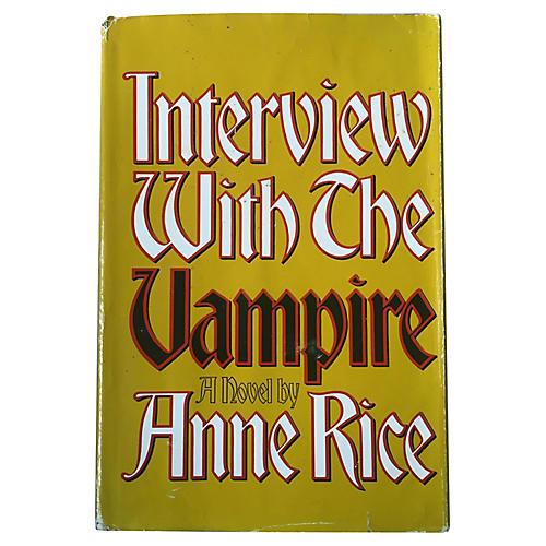 Interview with the Vampire, 1976
