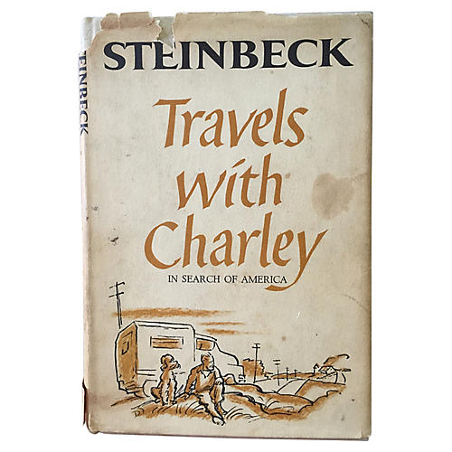 Travels with Charley, First Edition