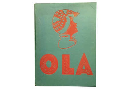 Ola, 1932 1st Ed.