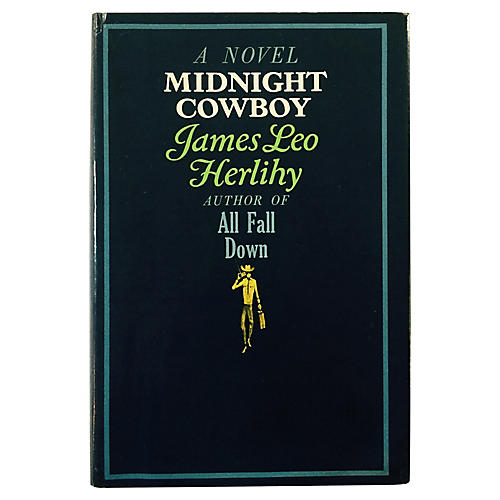 Midnight Cowboy, First Edition