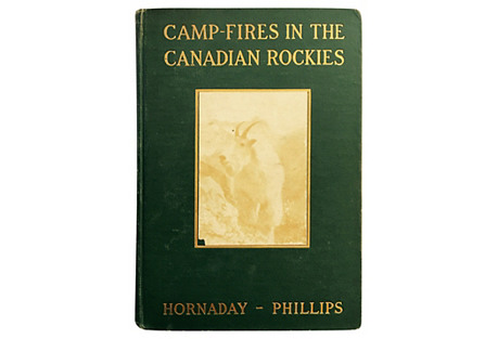 Camp Fires in the Canadian Rockies, 1912