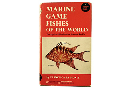 Marine Game Fishes of the World