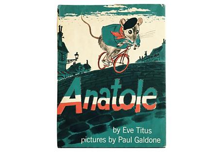 Anatole, 1956
