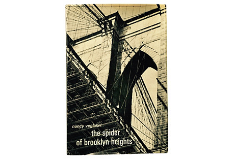 Spider of Brooklyn Heights, First Ed.
