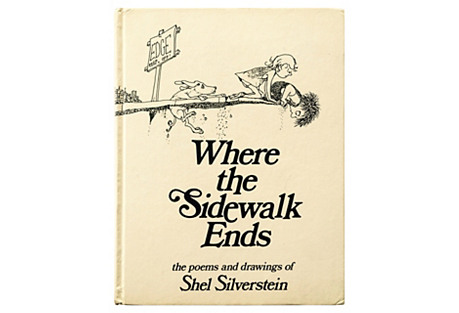 Where the Sidewalk Ends, 1st Edition