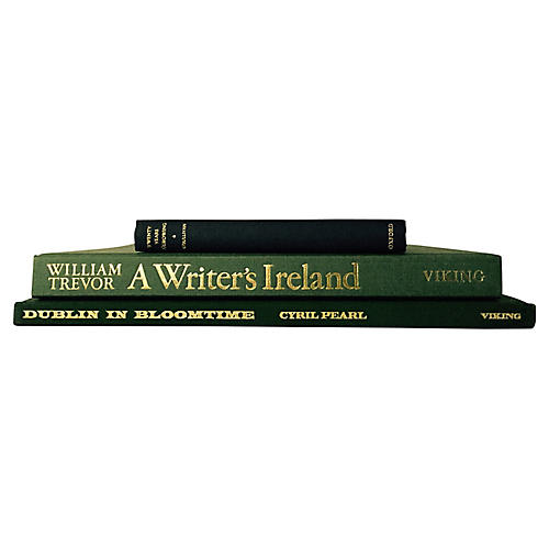 Dublin & Ireland Stack, S/3