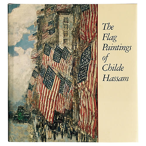 The Flag Paintings of Childe Hassam