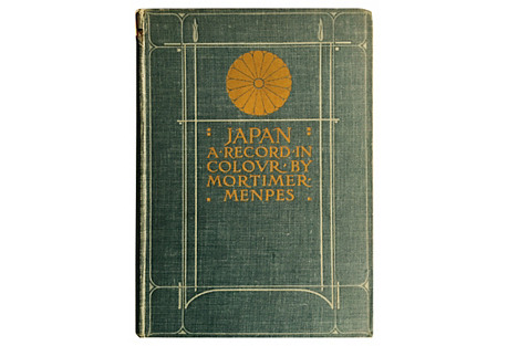 Japan:  A Record in Colour, 1905