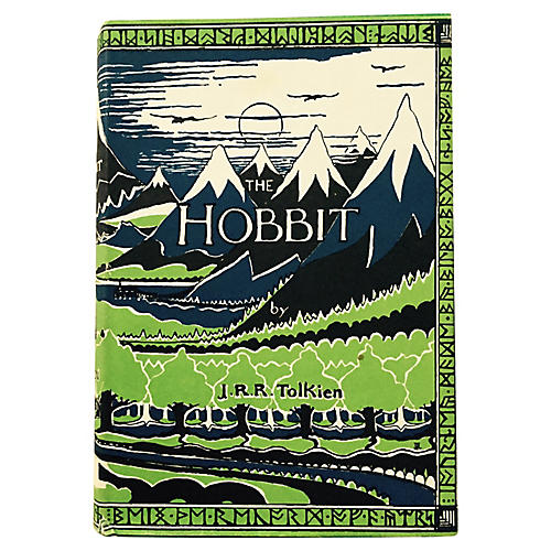 The Hobbit, First 1966 Edition