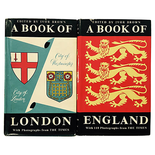 Midcentury London and England, S/2