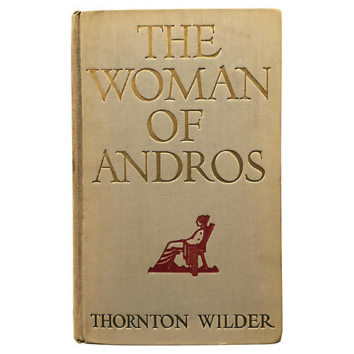 The Woman of Andros, 1st Ed