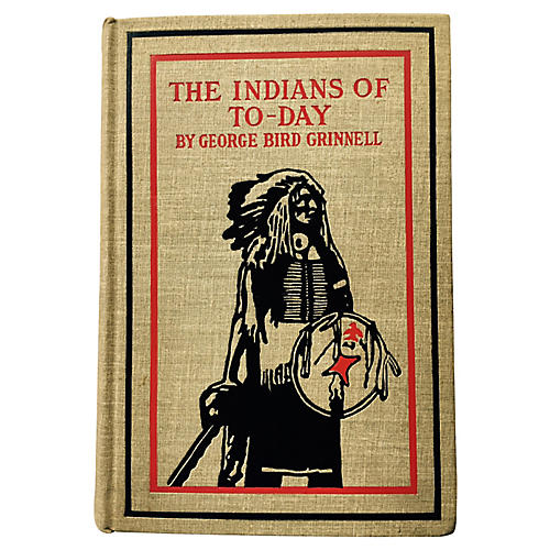 The Indians of To-Day, 1911