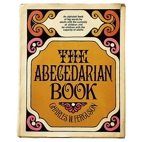 The Abecedarian Book, 1964 1st Edition