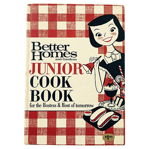 Junior Cook Book, 1963
