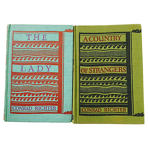 The Lady/Country of Strangers, S/2