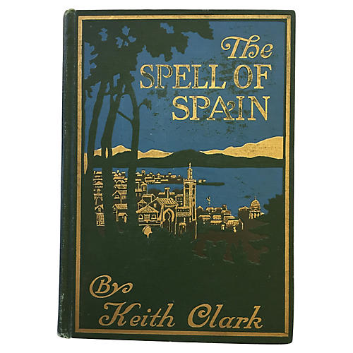 The Spell of Spain, 1914