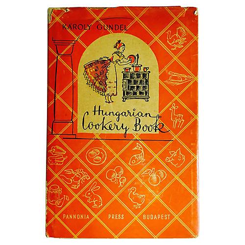 Hungarian Cookery Book, 1956