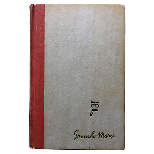 Groucho and Me, First Edition