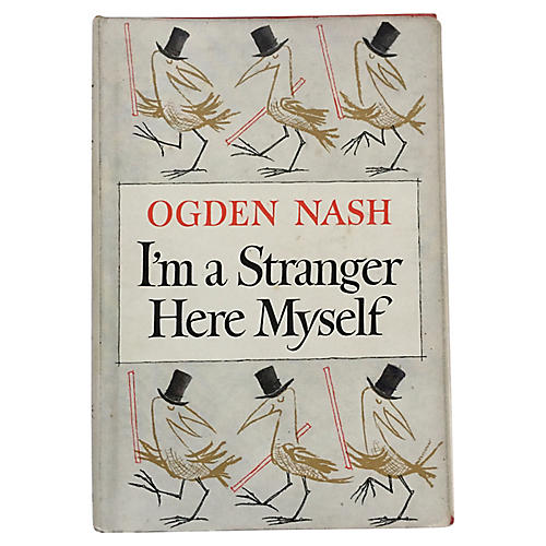 I'm a Stranger Here Myself, Nash/Sendak