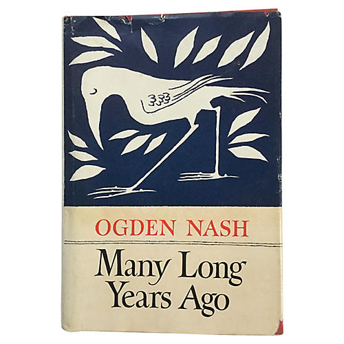 Many Long Years Ago, Nash/Sendak