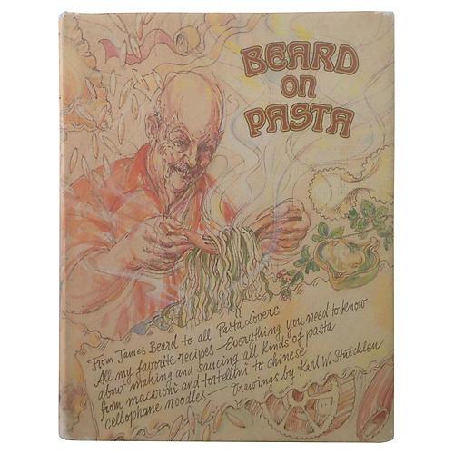 Beard on Pasta, 1983 First Edition